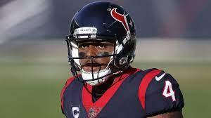 Deshaun Watson misses Texans' first ...