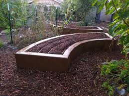 garden drainage. Raised Garden Drainage On Concrete Beds Album Imgur