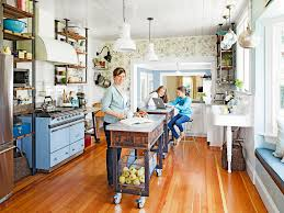 Eclectic Kitchen Cabinets Impressive Quirky Kitchen Design Ideas To Steal From HGTV Magazine HGTV