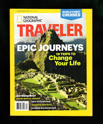 national geographic traveler april may 2017 19 epic journeys best cruises