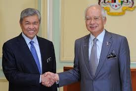 Image result for timbalan perdana menteri