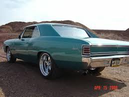 1967 Chevrolet Malibu: Big on Style, Short on Power - Cool Rides ...