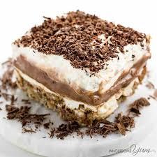 in a pan dessert recipe sugar free low carb gluten