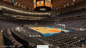 madison square garden seating chart view from section 120