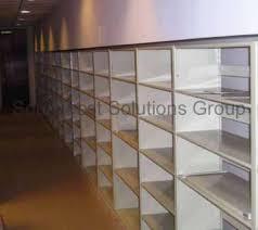 office racking system. Custom Office Shelving Racking System