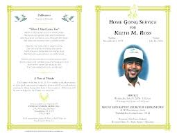 Free Download Funeral Program Template Best Memorial Program For Service Programs Letter Pertaining To Free