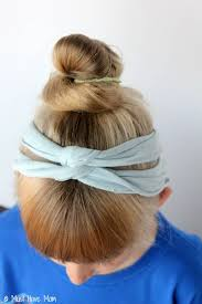 diy no sew headband made from a t shirt step by step tutorial to