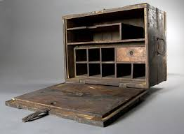 military field desk c 1862 65 from the american civil war