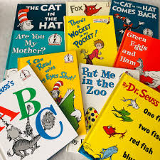 Dr Seuss Books Lot of 10 Theodore ...