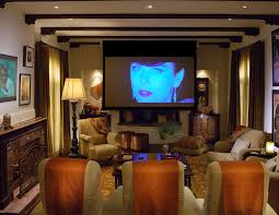 nicole miller home decor home theater mediterranean with ceiling