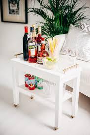 Nornas Ikea Hack - turned into a bar cart | Small House