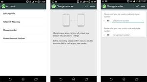 How To Change Your Phone Number Guide On How To Change Whatsapp Phone Number