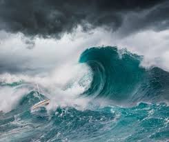 Tsunami confirmed, the australian bureau of meteorology said in a tweet, as it warned of a threat to lord howe island, which is about 550km (340 miles) east of australia's mainland. O8bpsdyehb4m0m
