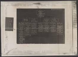 Nuremberg Document Viewer Organizational Chart Of The Ss