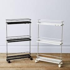 fit anywhere slim storage cart