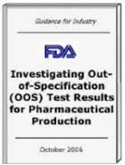 Out Of Specification Flow Chart Handling Oos Test Results And Failure Investigations