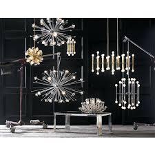 chandeliers small sputnik chandelier nickel modern chandeliers alt image 3 quincy