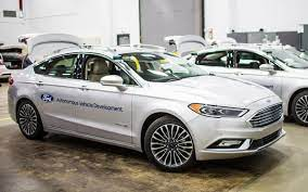 Ford To Start Producing Autonomous Cars In 2021 12/18/2019