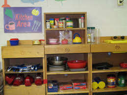 Preschool Kitchen Furniture Kitchen Area Learning Village