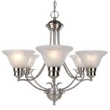 agreeable hampton bay 6 light satin nickel chandelier for your hampton bay 6 light chandelier