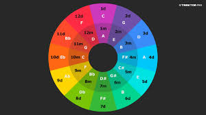 Mixed In Key Camelot Chart 20 Camelot Key Wheel Pictures And Ideas On Weric