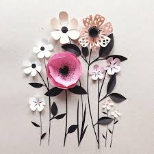 Paper Art Flower 14 Amazing Paper Flower Arts And Ideas For Your Home The Day