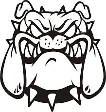 bulldog clipart. Plain Clipart Free Bulldog Clipart Pictures  Clipartix With L
