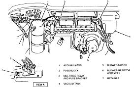 similiar high speed fan relay location oldsmobile bravada 1992 olds 98 regency automatic fan keeps running when key turned