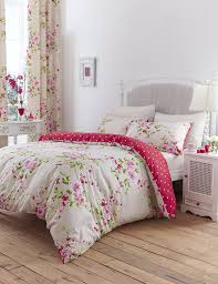 catherine lansfield canterbury single duvet set co uk kitchen home