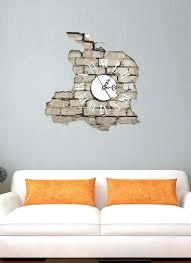 Childrens Bedroom Wall Clocks Wall Clock For Bedroom Wall Clock For Bedroom  Removable Wall Clock Sticker