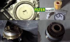 oil filter on toyota sienna