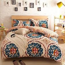 Best 25+ Queen size sheets ideas on Pinterest | Queen bed sheets ... & Newrara Home Textile,boho Bedding Set,bohemia Exotic Bedding Set,4pcs  Bedding Set,queen Adamdwight.com