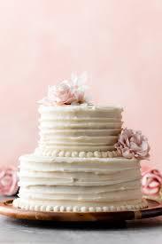 Norwegian wedding cakes—plus, 8 treats from. Simple Homemade Wedding Cake Recipe Sally S Baking Addiction