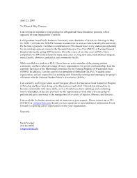 Cover Letter Examples Nursing Jobs 50 Sample Cover Letter For Nursing Job Application Jl7o