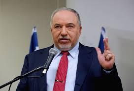 ISRAEL-TEL AVIV-LIEBERMAN-PRESS CONFERENCE