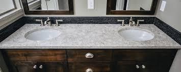 bathroom vanity countertop granite quartz