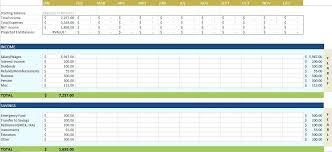 Sample Household Budget Mesmerizing Household Budget Planner Template Tangledbeard