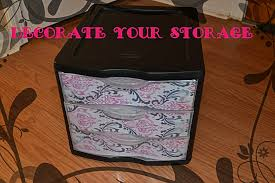 Decorate Storage Boxes DIY DECORATE YOUR STORAGE CONTAINER YouTube 2