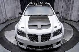 G8 Gt Fog Lights Used 2009 Pontiac G8 Supercharged 6 0 V8 900 Hp For Sale