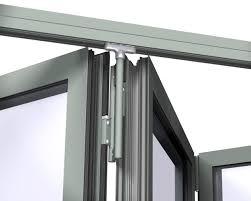 pocket bifold door system