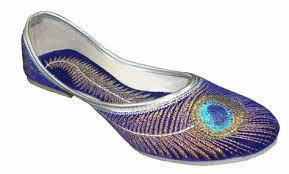 Mojari Size Chart Handcrafted Luxury Womens Velvet Khussa Shoe 3 Customer