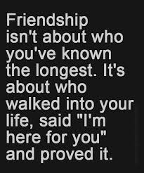 Quote About Friendships