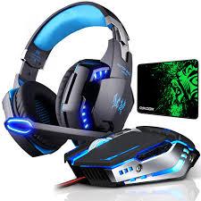 <b>Kotion EACH G2000</b> Gaming Headset Deep Bass Stereo Game ...