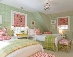 Girls Bedroom Ideas Pink And Green 2