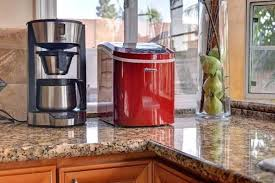 counter top ice makers countertop nugget ice maker for home