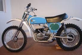 1974 5 bultaco 250 pursang