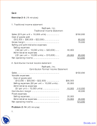 Proper Income Statement Beautiful Proper Income Statement Images Best Resume Examples By 7