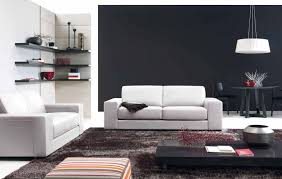Apartment Modern Decoration Interior Living Room Design Using - Furnishing a living room