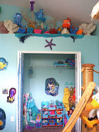 Little Mermaid Bedroom Nemo Dory The Little Mermaid Bedroom Happily Ever After