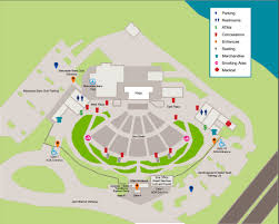 Tuscaloosa Amphitheater Seating Chart Venue Seating Maps Tuscaloosa Al Tuscaloosa Amphitheater